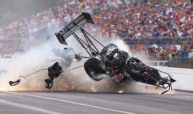 Indy Racing Scene